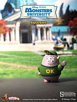 "Monsters University - Squishy Cosbaby 3"" Hot Toys Figure"