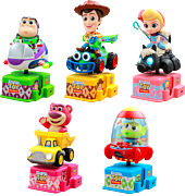 Toy Story - Wave 1 Cosrider Hot Toys Figure Bundle (Set of 5)