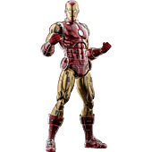 Iron Man - Iron Man The Origins Collection 1/6th Scale Die-Cast Hot Toys Action Figure