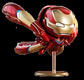 Avengers 3: Infinity War - Iron Man Mark L Super Thruster Cosbaby Hot Toys Bobble-Head Figure