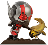 Avengers 4: Endgame - Ant-Man & Leviathan (L) Cosbaby Hot Toys Bobble-Head Figure 2-Pack