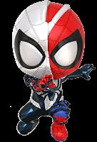 Spider-Man: Maximum Venom - Venomized Spider-Man Cosbaby (S) Hot Toys Figure