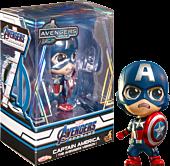 Avengers 4: Endgame - 2012 Captain America Cosbaby (S) Hot Toys Figure