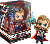 Avengers 4: Endgame - 2012 Thor Cosbaby (S) Hot Toys Figure