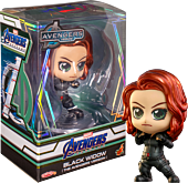 Avengers 4: Endgame - 2012 Black Widow Cosbaby (S) Hot Toys Figure