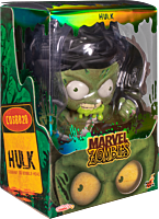 Marvel Zombies - Hulk Cosbaby (S) Hot Toys Figure