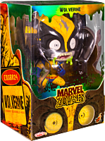 Marvel Zombies - Wolverine Cosbaby (S) Hot Toys Figure