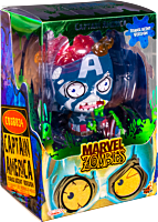 Marvel Zombies - Captain America Translucent Cosbaby (S) Hot Toys Figure