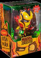 Marvel Zombies - Iron Man Flurorescent Cosbaby (S) Hot Toys Figure