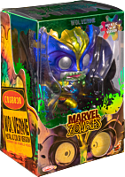 Marvel Zombies - Wolverine Metallic Cosbaby (S) Hot Toys Figure