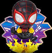Marvel's Spider-Man: Miles Morales - Miles Morales Venom Blast Cosbaby (S) Hot Toys Figure