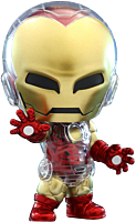 Iron Man - Iron Man The Origins Collection Cosbaby (S) Hot Toys Figure