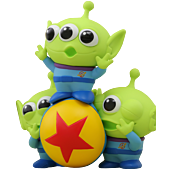 Toy Story - Aliens with Ball Cosbaby (S) Hot Toys Figure