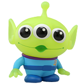 Toy Story - Alien Translucent Version Cosbaby (S) Hot Toys Figure
