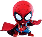 Marvel: What If…? - Zombie Hunter Spidey Cosbaby (S) Hot Toys Figure