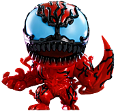 Venom 2: Let There Be Carnage - Carnage Cosbaby (S) Hot Toys Figure