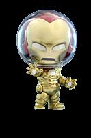 Iron Man - Iron Man Hydro Armour Cosbaby (S) Hot Toys Figure