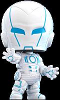 Iron Man - Superior Iron Man Cosbaby (S) Hot Toys Figure