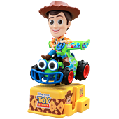 Toy Story - Woody CosRider Hot Toys Figure