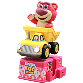 Toy Story - Lotso CosRider Hot Toys Figure