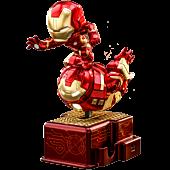 Avengers 2: Age of Ultron - Iron Man CosRider Hot Toys Figure