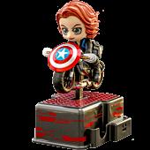 Avengers 2: Age of Ultron - Black Widow CosRider Hot Toys Figure
