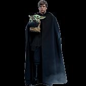 Star Wars: The Mandalorian - Luke Skywalker 1/6th Scale Hot Toys Action Figure