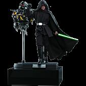 Star Wars: The Mandalorian - Luke Skywalker Deluxe 1/6th Scale Hot Toys Action Figure