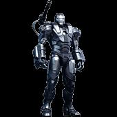 Iron Man 2 - War Machine 1/6th Scale Die-Cast Hot Toys Action Figure