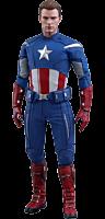 Avengers 4: Endgame - Captain America 2012 Version 1/6th Scale Hot Toys Action Figure