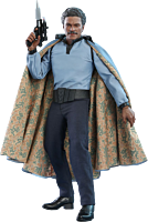 Star Wars Episode V: The Empire Strikes Back - Lando Calrissian 40th Anniversary 1/6th Scale Hot Toys Action Figure