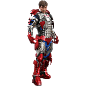 Iron Man 2 - Tony Stark Mark V Suit Up Version 1/6th Scale Hot Toys Action Figure