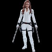 Black Widow (2021) - Black Widow Snow Suit 1/6th Scale Hot Toys Action Figure