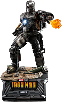 Iron Man (2008) - Iron Man Mark I 1/6th Scale Die-Cast Hot Toys Action Figure