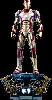 Iron Man 3 - Iron Man Mark XLII (42) Deluxe 1/4 Scale Hot Toys Action Figure