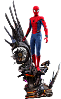 Spider-Man: Homecoming - Spider-Man Deluxe 1/4 Scale Hot Toys Action Figure