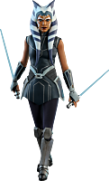 Star Wars: The Clone Wars - Ahsoka Tano 1/6th Scale Hot Toys Action Figure