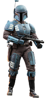Star Wars: The Mandalorian - Death Watch Mandalorian 1/6th Scale Hot Toys Action Figure