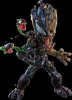 Spider-Man: Maximum Venom - Venomized Groot 1/6th Scale Hot Toys Action Figure