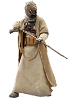 Star Wars: The Mandalorian - Tusken Raider 1/6th Scale Hot Toys Action Figure