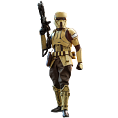 Star Wars: The Mandalorian - Shoretrooper 1/6th Scale Hot Toys Action Figure
