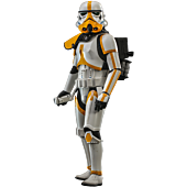 Star Wars: The Mandalorian - Artillery Stormtrooper 1/6th Scale Hot Toys Action Figure