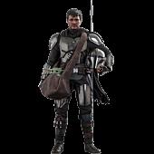 Star Wars: The Mandalorian - The Mandalorian & Grogu 1/6th Scale Hot Toys Action Figure Set