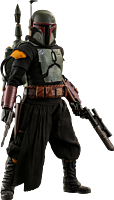 Star Wars: The Mandalorian - Boba Fett in Repaint Armor 1/6th Scale Hot Toys Action Figure