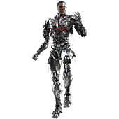 Zac Snyder's Justice League (2021) - Cyborg 1/6th Scale Hot Toys Action Figure