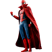 Marvel: What if…? - Zombie Hunter Spider-Man 1/6th Scale Hot Toys Action Figure