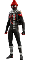 Marvel's Spider-Man: Miles Morales - Miles Morales 1/6th Scale Hot Toys Action Figure
