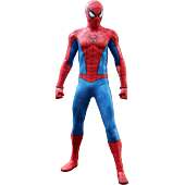 Marvel's Spider-Man (2018) - Spider-Man Classic Suit 1/6th Scale Hot Toys Action Figure