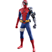 Marvel's Spider-Man (2018) - Spider-Man in Cyborg Spider-Man Suit 1/6th Scale Hot Toys Action Figure (2021 Toy Fair Exclusive)