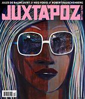 Juxtapoz - Art & Culture Issue #203 December 2017 Magazine